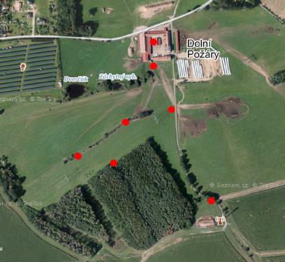AgriIoT-pozary-mapa